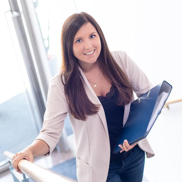 Die APP Steuerberatung GmbH stellt vor: Claudia Ellersdorfer-Steiner, BSc - Berufsanwärterin Steuerberater