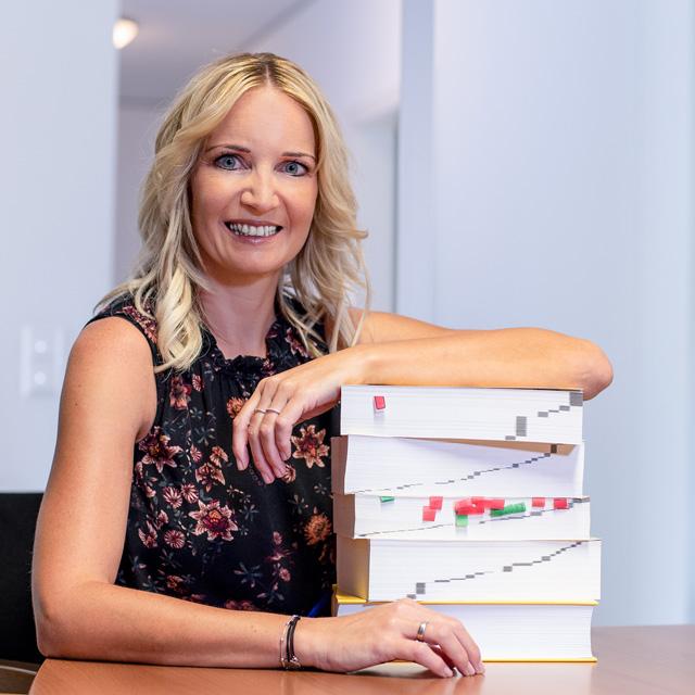 Die APP Steuerberatung GmbH stellt vor: Edith Streiter - Prokuristin, Berufsanwärterin Steuerberater