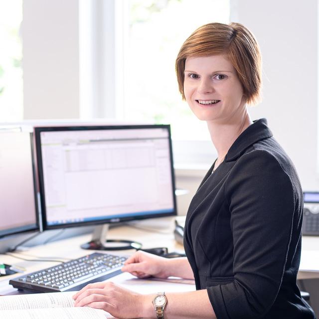 Die APP Steuerberatung GmbH stellt vor: Julia Ritt - Buchhalterin