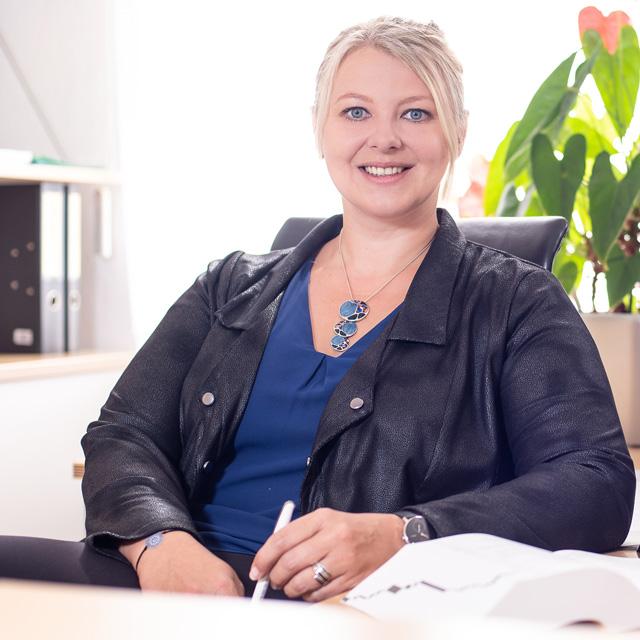 Die APP Steuerberatung GmbH stellt vor: Mag Anita Kopp - Berufsanwärterin Steuerberater