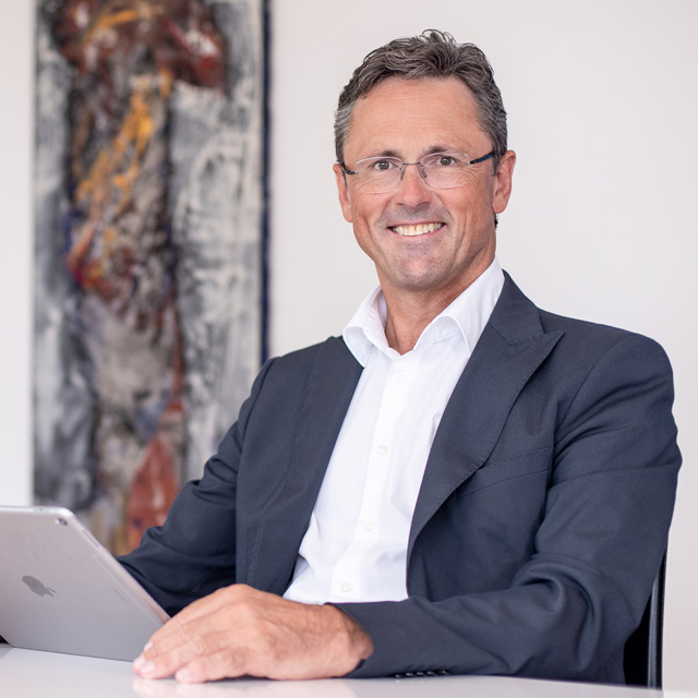Die APP Steuerberatung GmbH stellt vor: Mag Bernhard Pontasch - Steuerberater, Geschäftsführer