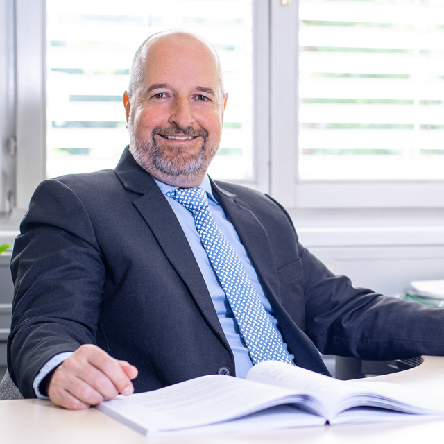 Die APP Steuerberatung GmbH stellt vor: Mag Günther Willen - Steuerberater, Geschäftsführer
