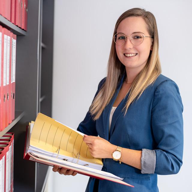 Die APP Steuerberatung GmbH stellt vor: Magdalena Krabath - Buchhalterin, Personalverrechnerin