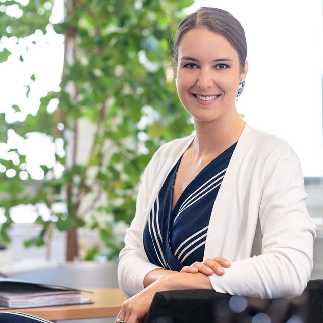 Die APP Steuerberatung GmbH stellt vor: Marija Milosavljevic, MSc - Berufsanwärterin Steuerberater