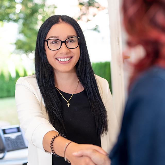 Die APP Steuerberatung GmbH stellt vor: Marina Brnadic, BSc - Berufsanwärterin Steuerberater