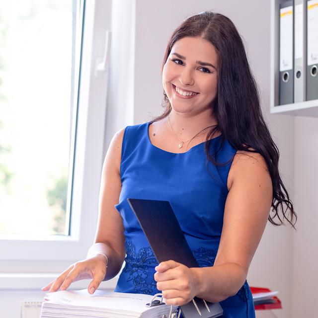 Die APP Steuerberatung GmbH stellt vor: Michelle Hartinger - Sekretärin, Buchhalterin