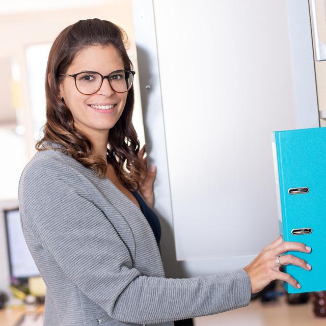 Die APP Steuerberatung GmbH stellt vor: Sabrina Tschernutter - Buchhalterin