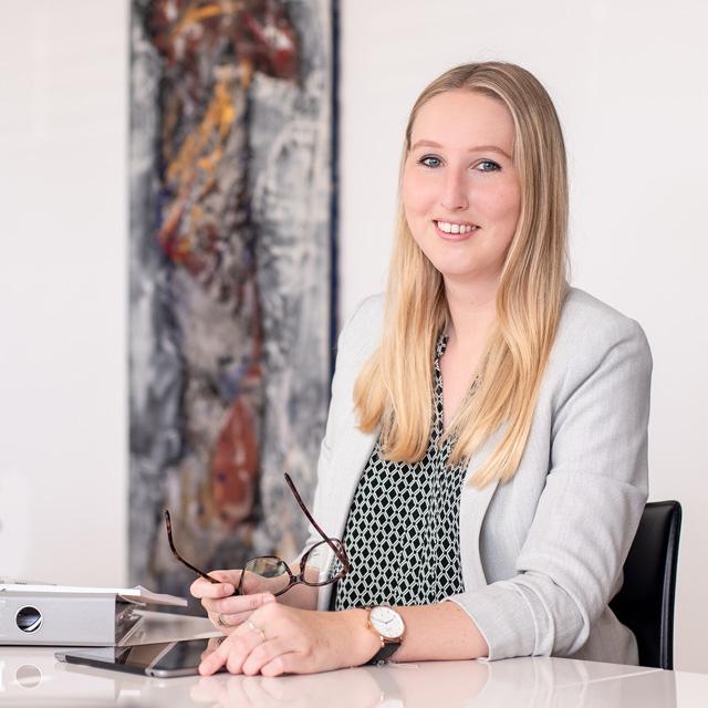 Die APP Steuerberatung GmbH stellt vor: Silvie Aigner, BSc BA MA - Assistentin