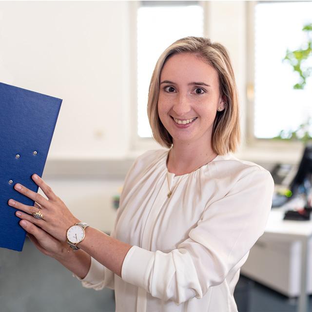 Die APP Steuerberatung GmbH stellt vor: Sonja Weiss, MSC - Berufsanwärterin Steuerberater
