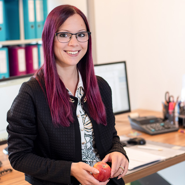 Die APP Steuerberatung GmbH stellt vor: Sophia Gritzner - Buchhalterin