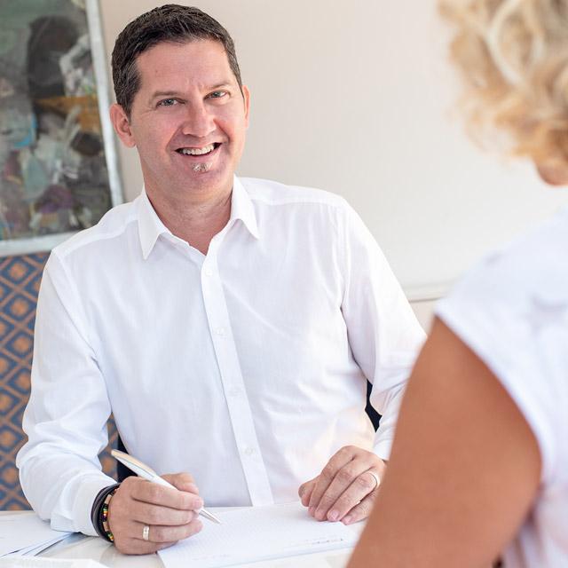 Die APP Steuerberatung GmbH stellt vor: Stefan Oberguggenberger, Bakk. - Bilanzbuchhalter