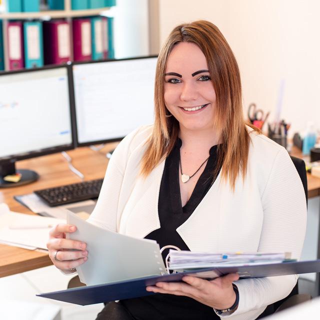 Die APP Steuerberatung GmbH stellt vor: Tanja Moser - Buchhalterin