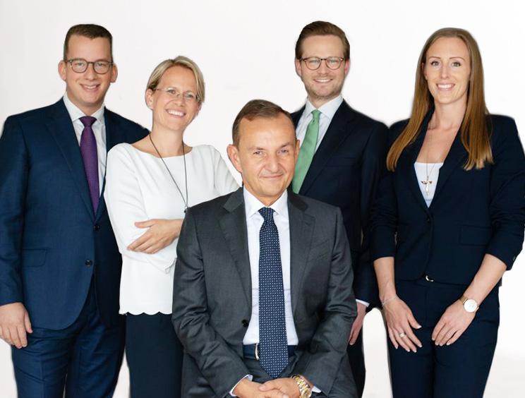 Das Team der APP Steuerberatung in Wien.